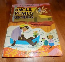 Walt Disney's Uncle Remus Stories Song of the South Noel Chandler Harris Book