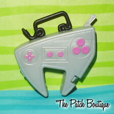 MONSTER HIGH KJERSTI TROLLSON DOLL OUTFIT REPLACEMENT GAME CONTROLLER PURSE BAG
