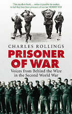 ROLLINGS,CHARL-PRISONER OF WAR  BOOK NEW
