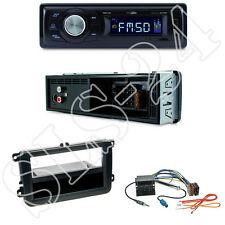 Caliber RMD021 Autoradio + Skoda Fabia Roomster Radioblende  + ISO Adapter Set