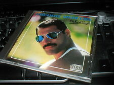 QUEEN FREDDIE MERCURY MR BAD GUY VERY RARE CD W/ EXTRA MIXES FRANCE ORIG