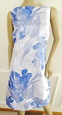 Nwt Lauren Ralph Lauren Shimmer  Sheath Cocktail Party Dress Sz 14 Lilac Floral