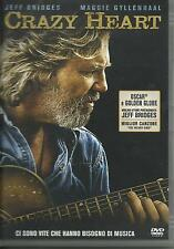 Crazy heart (2009) DVD