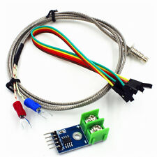Neu MAX6675 Module + K Type Thermocouple Sensor +Dupont Kable for Arduino