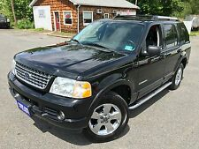 Ford: Explorer 4dr Limited