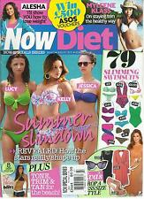 NOW SPECIAL SERIES, NOW DIET  AUGUST, 2013 ( SUMMER SLIMDOWN * SLIMMING SWIMSUIT