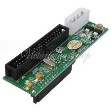"""New 2.5""""/3.5"""" Drive Serial SATA to ATA IDE PATA Card 40 Pin Converter Adapter"""