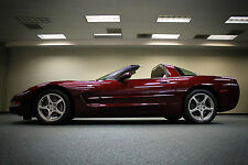 Chevrolet: Corvette 50TH ANNI