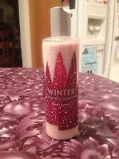 Bath & Body Works Holiday Traditions Winter Candy Apple Body Lotion LARGE SIZE