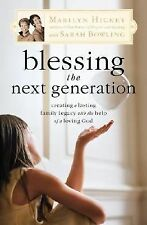 Marilyn Hickey - Blessing The Next Generation (2008) - Used - Trade Paper (