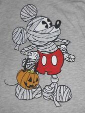 Disney Mickey Mummy Long-Sleeve Shirt - Size Junior - Small (3-5) - NEW w/Tag