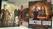 Doctor Who: The Complete Eighth Series (DVD, 2014)Ships FIRST CLASS! Season 8