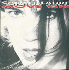 CAROLE LAURE She says move on FRENCH SINGLE FNAC MUSIC 1991