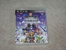 KINGDOM HEARTS HD 2.5 REMIX...PS3...**ORIGINAL COVER**SEALED**BRAND NEW**!!!!!