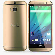 NEW HTC ONE M8 32 GB 4G *GOLD*MARSHMALLOW* IMPORTED *1 YEAR WTY