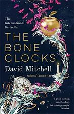 The Bone Clocks, Mitchell, David, Very Good condition, Book