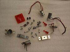 WILLIAMS TAXI PINBALL MACHINE PLAYFIELD LOT OF SMALL MISCELLANEOUS PARTS!