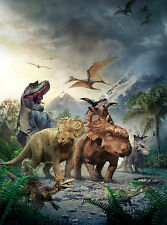 Walking With Dinosaurs A4 260GSM Poster