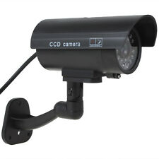 Waterproof CCTV False Emulational Outdoor Fake Dummy Security Camera Decoy