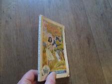 STELLA 536 MANUEL DORE  la conquete de l amour montsouris 1948
