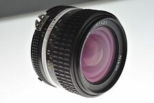 Nikon Nikkor 28mm f/2.8 Ai-s wide angle. MINT- cond. +filter. Great lens!