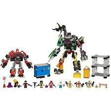 KRE-O TRANSFORMERS AUTOBOT ASSAULT DEVASTATOR PLAY SET BRICKS BOYS GIFT