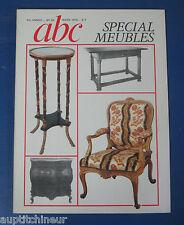 abc antiquités 25 spécial meubles