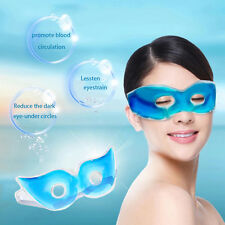 Summer Cool Ice Eye Mask Sleep Headache Relief Goggles Eye Gel Ice goggles QJ