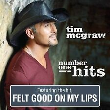 Number One Hits Tim McGraw Audio CD