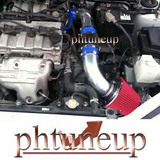 BLUE RED 1999-2003 MAZDA Protege 5  MP3 MP5 1.8 1.8L 2.0 2.0L AIR INTAKE KIT
