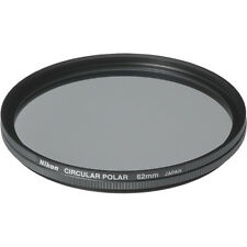 Nikon 62mm Circular Polarizer Glass Filter, London