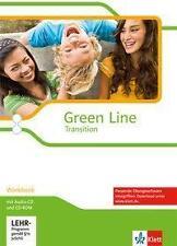 Green Line Transition WORKBOOK mit Audio-CD und CD-ROM