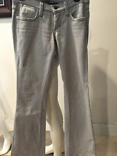 Preowned FRANKIE B  Gray Jeans , SIZE 6!! MH