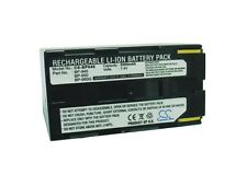 7.4V battery for Canon XL2 Body Kit, XM2, V75Hi, UC-V300, Optura Pi Li-ion NEW