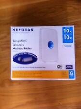 NETGEAR 108 Mbps 1-PORT 10/100 Wireless G Router (dgb111pn-100uks)