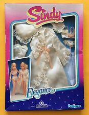 SINDY MEGA RARE 'ELEGANCE' BY EMANUEL LINGERIE SET BOXED PEDIGREE 1986