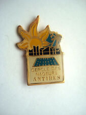 PINS RARE CERCLE DES NAGEURS ANTIBES SPORT NATATION SWIMMING