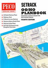 Peco STP-00 - 00/H0 Gauge Peco Setrack Track Plan Book Fourth Edition - Feb 2014