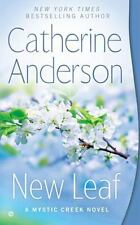 New Leaf-Catherine Anderson-2016 Mystic Creek novel #2-Combined shipping