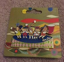 Disney Imagineering WDI Futuristic Tomorrowland Mural 1967 Mary Blair Pin #3