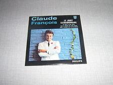 CLAUDE FRANCOIS CDS EU LE JOUET EXTRAORDINAIRE