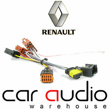 Connects2 CT10RT01 Renault Laguna 04 On Bluetooth Parrot SOT T-Harness ISO Lead
