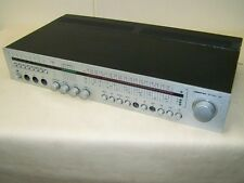 Old DDR Radio RS 5001 Hifi Tuner Amplifier Robotron , Retro Design Iconic