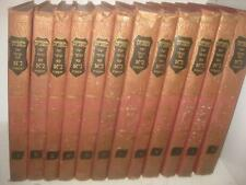 12 book set complete MISHNA Hebrew & Many commentaries RAMBAM + YACHIN UBOAZ ++