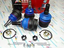 97-99 Dodge Ram 1500 2WD Premium Quality 4 NEW Ball Joints 2 Upper & 2 Lower