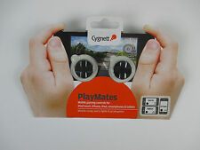 iPhone 4/4S Cygnett Protect, Charge&Play Bundle (FlexiGel+GroovePower+PlayMates)