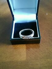 10k Solid Yellow Gold Wedding Band Size 10