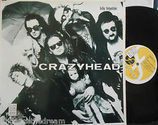 "CRAZYHEAD ~ Baby Turpentine ~ 12"" Single PS"