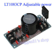 LT1083CP 6A Adjustable Regulator Power Supply Module Dual Voltage Power ON MR754