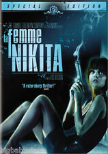 LA FEMME NIKITA (1990) Special Edition Rare OOP Brand New & Factory Sealed DVD